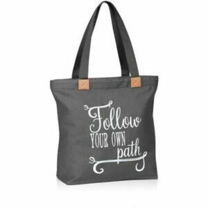 Thirty-One Wander Tote Follow Your Own Path